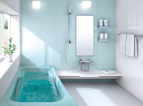 white and clean bathroom color schemes decolovernet - Bathroom Color Schemes