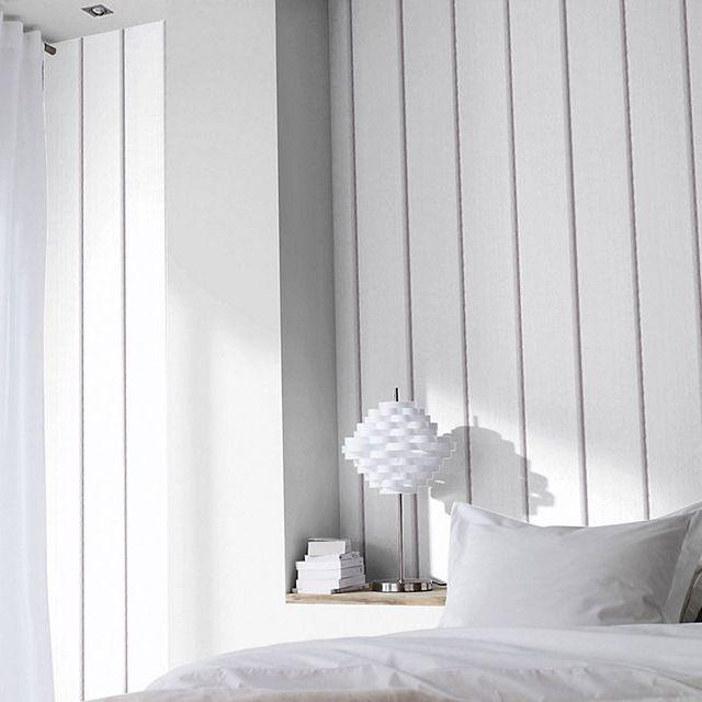 papier peint salon gris et blanc free plafond bois blanc et gris pour ide dco salle de bain. Black Bedroom Furniture Sets. Home Design Ideas