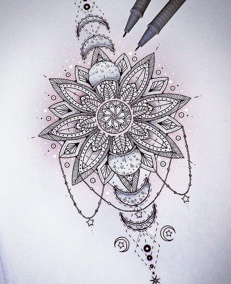 pin de alicia white en tattoo 39 s pinterest tatuajes mandalas y ideas de tatuajes. Black Bedroom Furniture Sets. Home Design Ideas