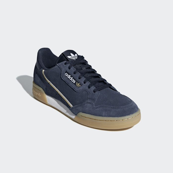 Continental 80 Shoes in 2019 | Blue adidas, Shoes, Blue shoes