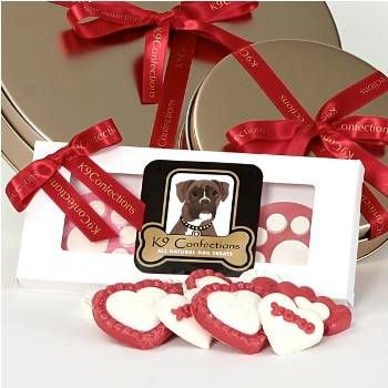 Valentine's Day Gift Ideas for Dog treat