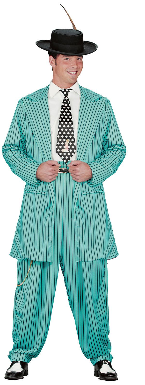 112024-Adult-Blue-Zoot-Suit-large.jpg (600×1586) | funny sayings ...