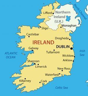 Interactive Map Of Ireland For Kids.Map Of Ireland Kids Twitterleesclub