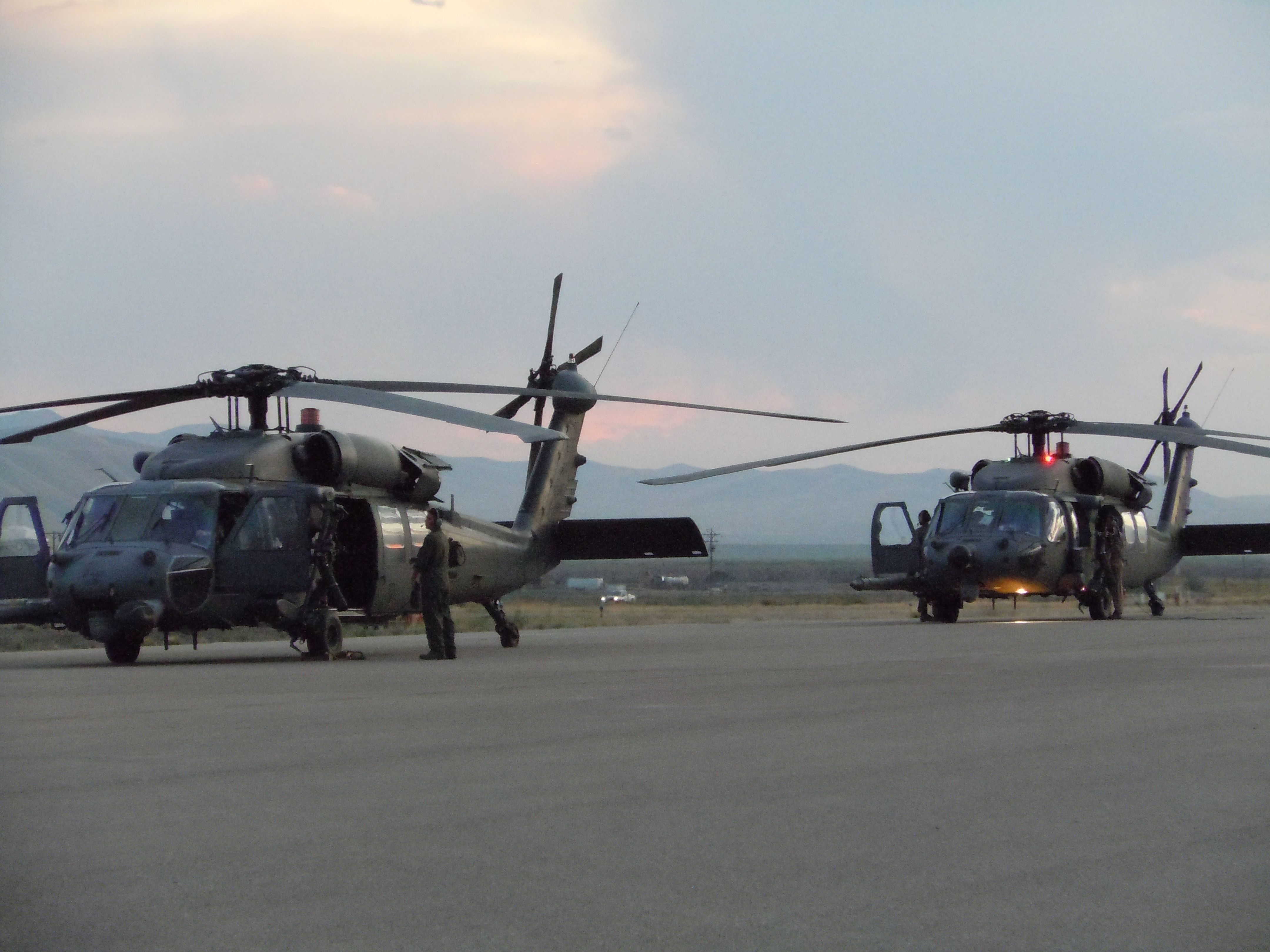 National Guard Black Hawk Helicopters Black hawk