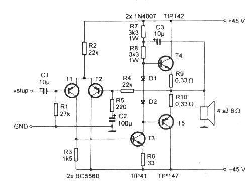 Diagram Mos Fet Lifier Circuit Mini Guitar Circuit Diagram Audio