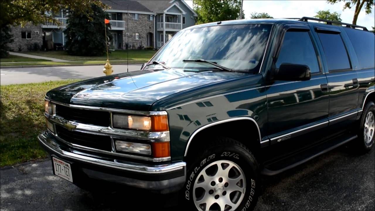 Get 1999 Chevrolet Suburban Lt 1500 Pictures In 2021 Chevrolet Suburban Chevrolet Tahoe Lt