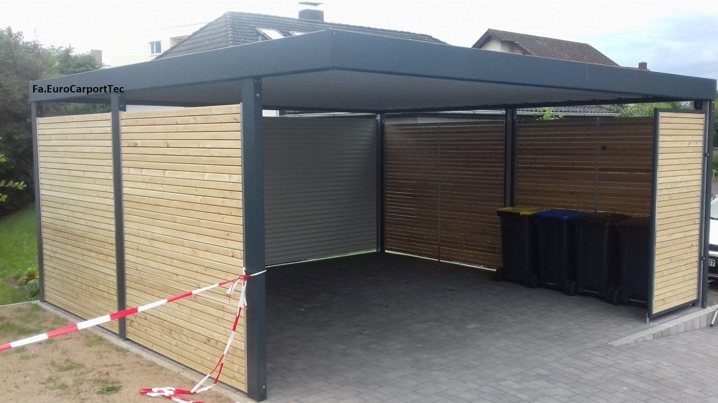 Pin Auf Ideen Rund Ums Haus Carport Metall Carport Stahl