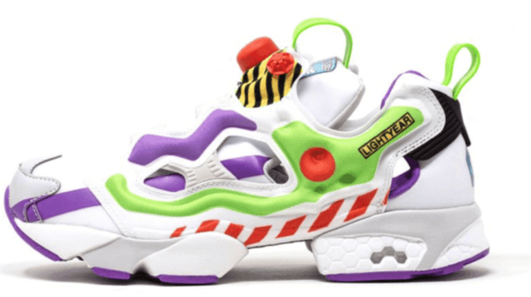 Lanza Reebok tenis inspirados en Toy Story   Reebok, Nike