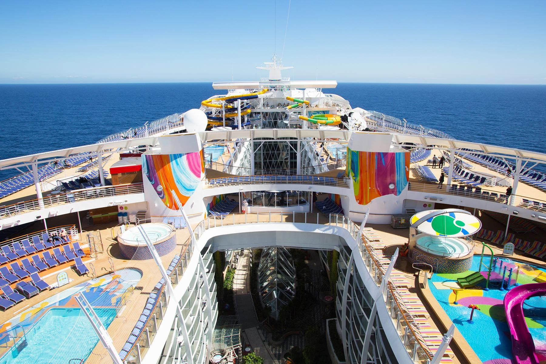 Worlds Largest Cruise Ship 2020.13 Crazy Things You Can Do On The Biggest Cruise Ship In The