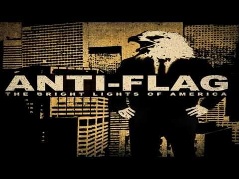 Anti Flag The Bright Lights Of America Full Album Anti Flag America Album America