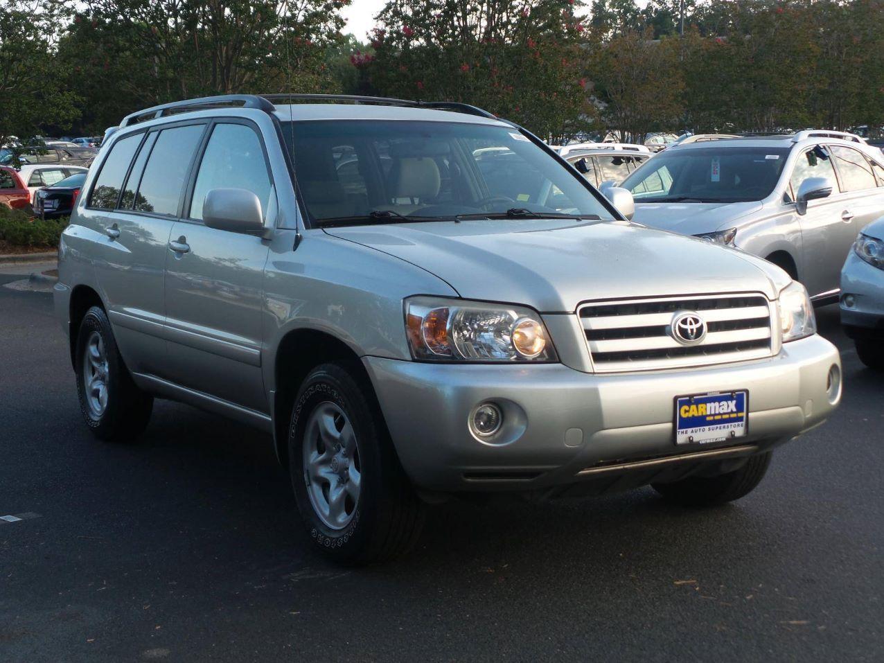 2007 Toyota Highlander 12,998 / 93K miles NOT TOO SHABBY