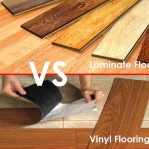 Vinyl Wood Flooring Versus Laminate Httplingoflamingoorg - Vinyl versus laminat