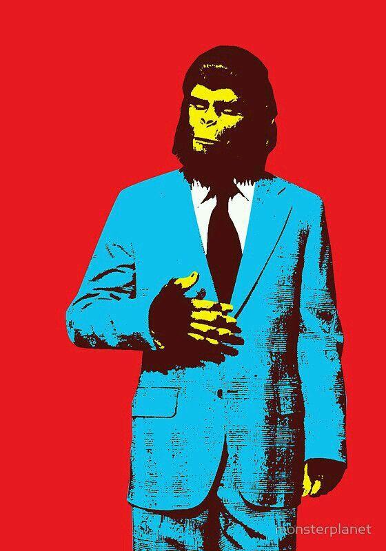 Cornelius, planet of the apes