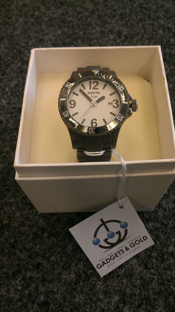 Ladies Invicta Angel Model 1213!! SOLD!!! Was available at Gadgets and Gold