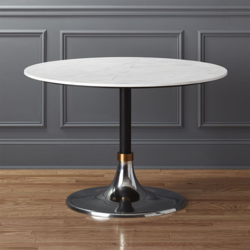 Hackney marble dining table reviews cb2 dining table