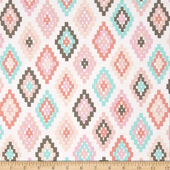 From michael miller this cotton print is perfect for quilting apparel and home decor