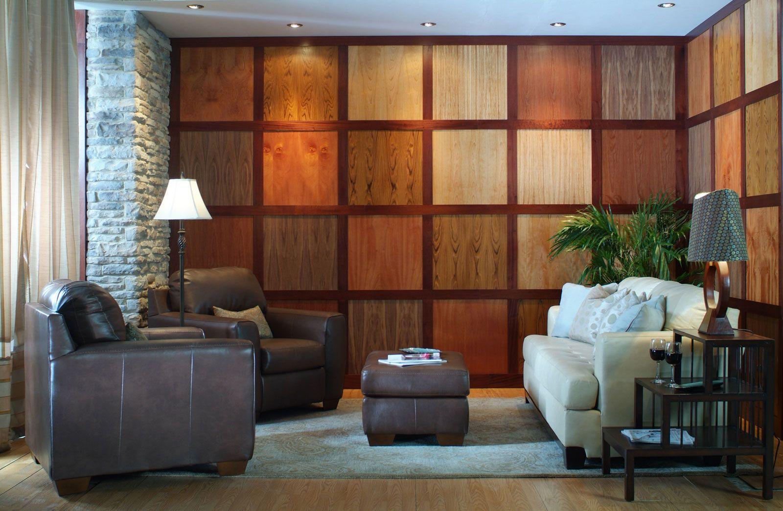 Mahogany Teak Rosewood Cherry Fine Wood Veneer Paneling Wood
