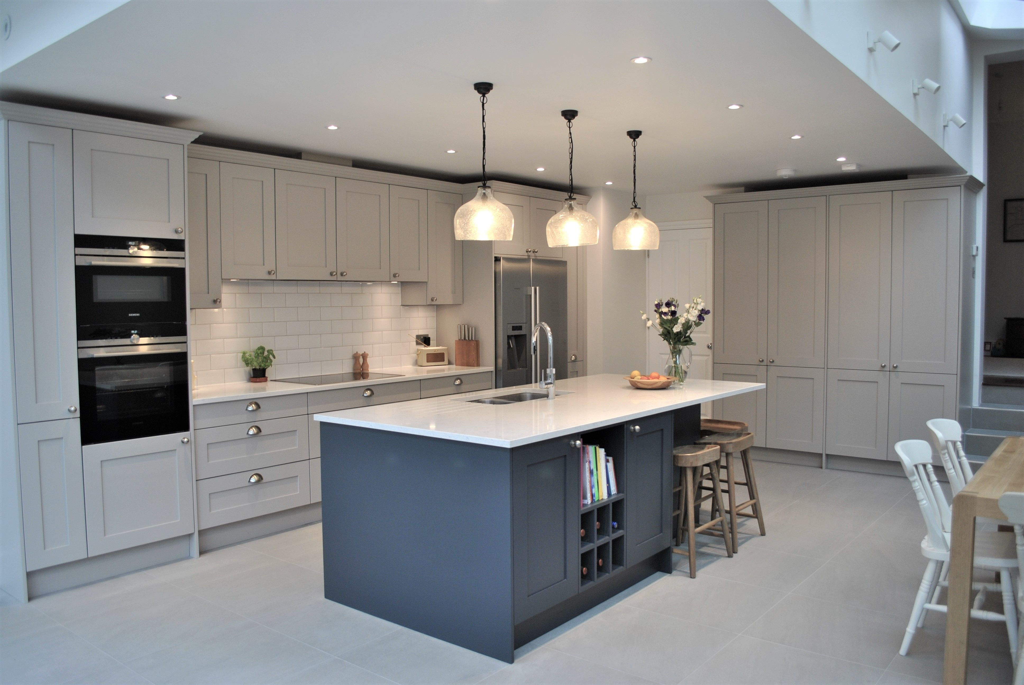 Clapham Shaker Kitchen: Pin By Eclectic Interiors On Shaker Kitchen Modern In 2019
