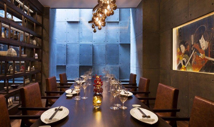 Akira Back At Jw Marriott New Delhi Aerocity Wilson Associates Wilson Associates Marriott Hotels Hotel