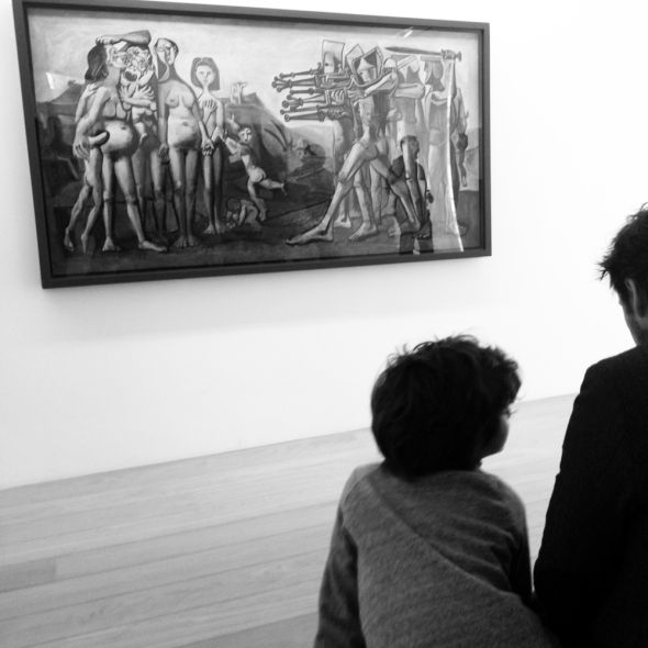 Picasso Museum with Children, yes it's open! #museum #pablopicasso #picasso #children #paris #amazing #travel #cityguide #art