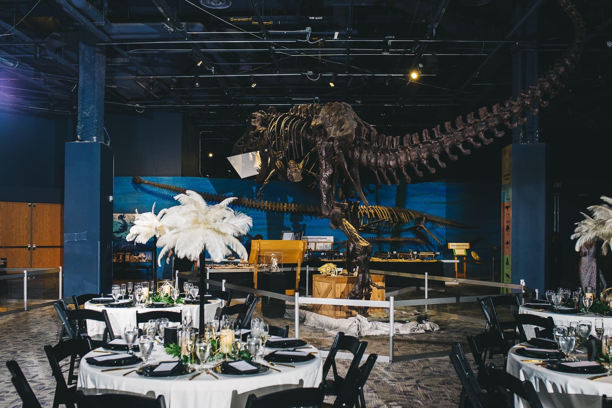 Gatsby Themed Wedding at Loch Haven | Rudy & Marta Weddings