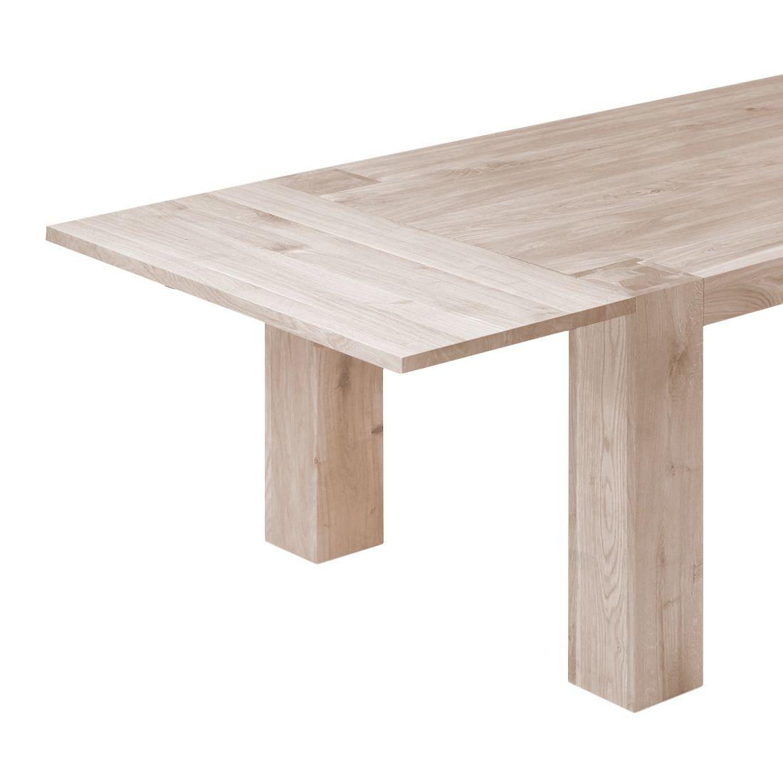 Runder Esstisch Ausziehbar Massivholz Rund Gartentisch