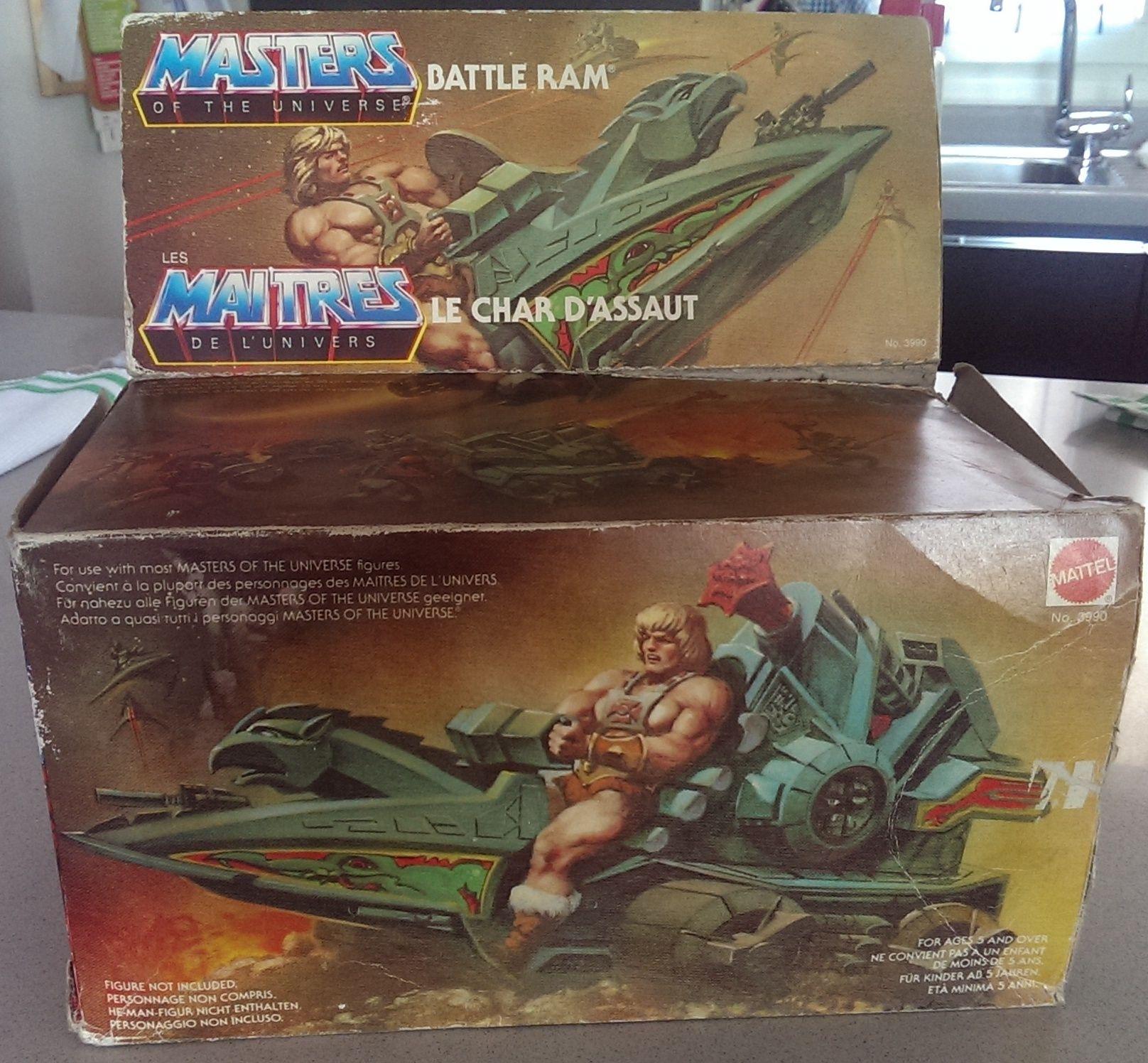 Masters_Battle Ram_Mattel