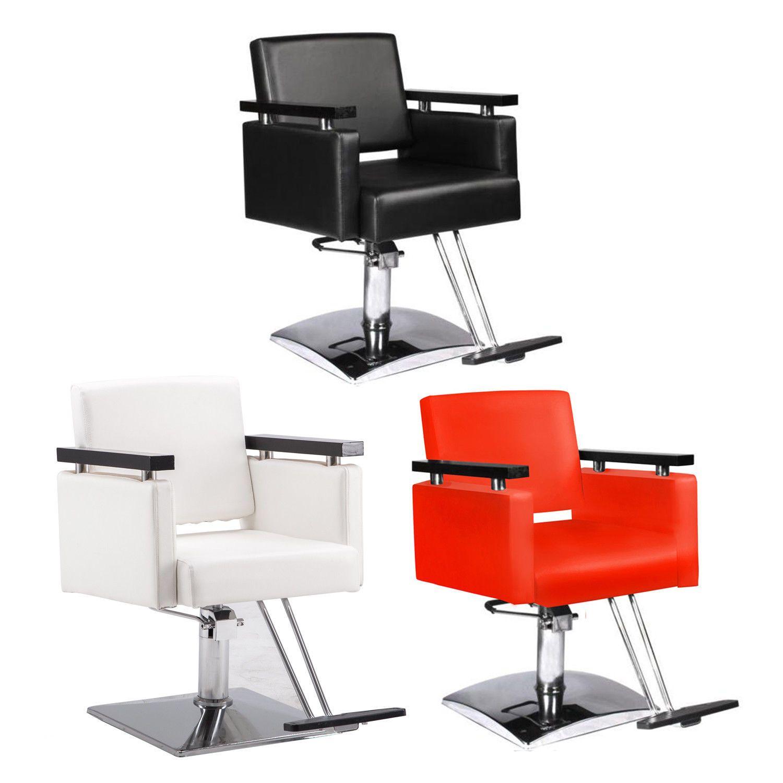 Barberpub Classic Barber Chair Hydraulic Beauty Salon Spa Hair Styling