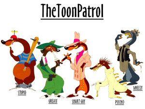 Toon Patrol Roger Rabbit Characters Roger Rabbit Cool Cartoons
