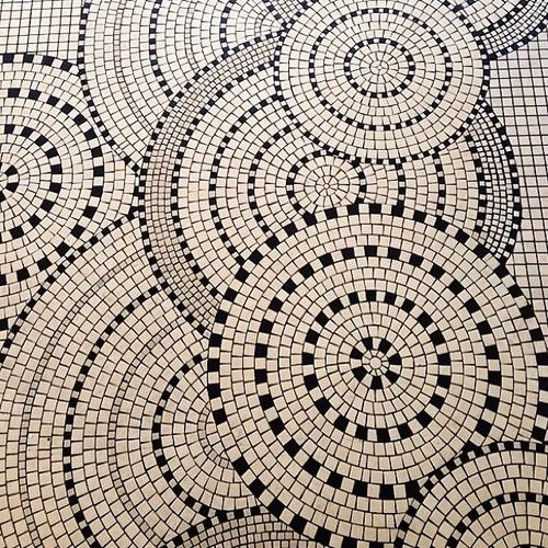Mosaic Flooring Tile Patterns