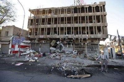 Atentado con coche bomba deja 10 muertos en Bagdad | NOTICIAS AL TIEMPO