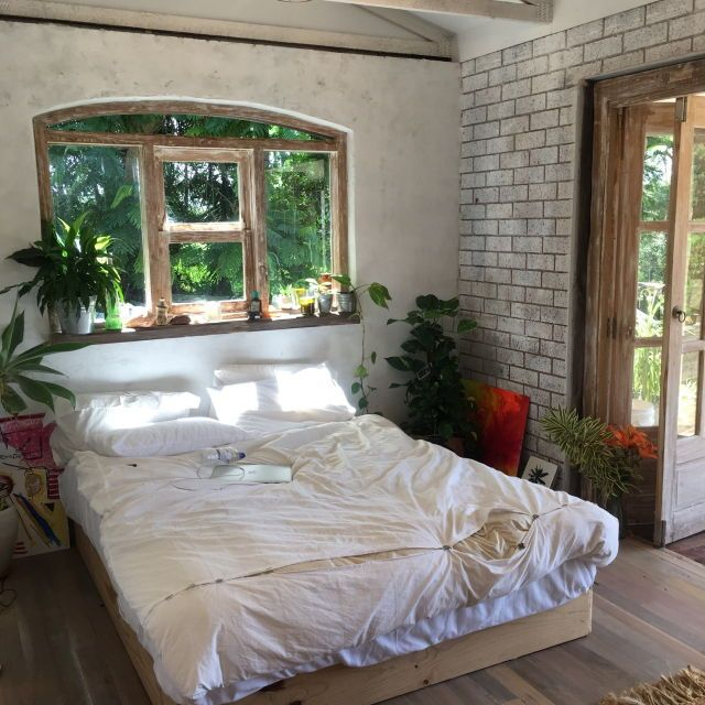 Ordinaire Pin: Imogennaomi · Earthy BedroomNature ...