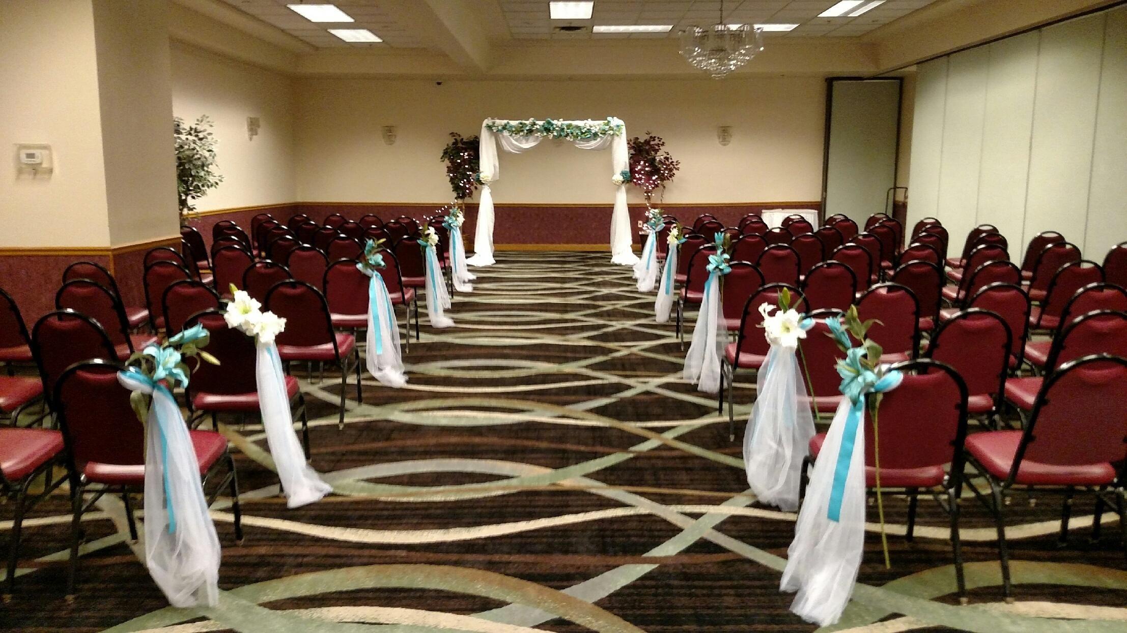 Wedding Venue 2016 At Royal Scot Banquet Hall South Room Upstairs