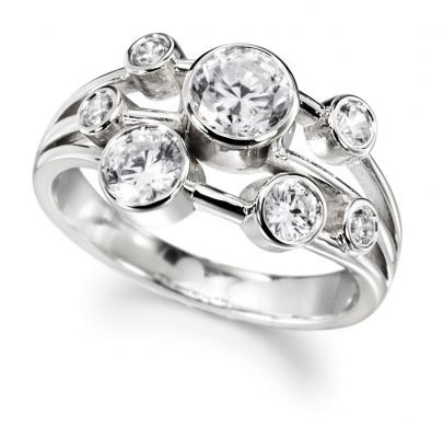 Facts That Should Be Known About Silver Rings | Engagement ...