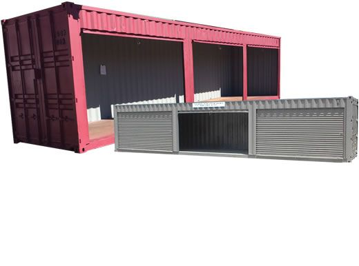 40 Foot Insulated Storage Shipping Containers For Sale Rent Roll Up Doors Shipping Containers For Sale Containers For Sale