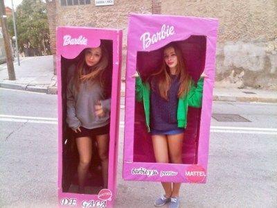 cool Halloween costume idea inspire Pinterest Halloween - barbie halloween costume ideas