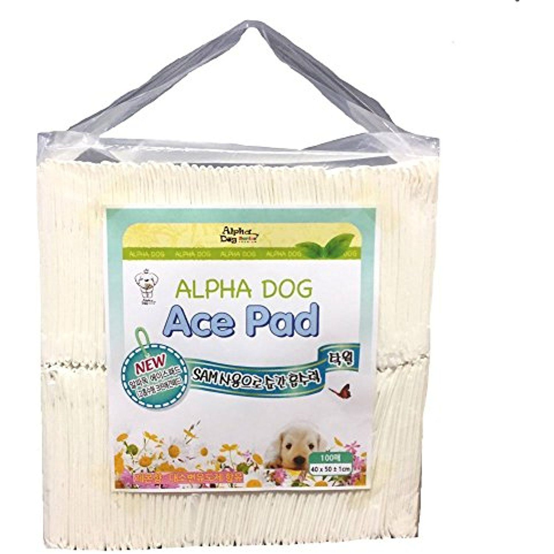"Alpha Dog Series ""ACE"" Pet Training Pads 100pcs To"