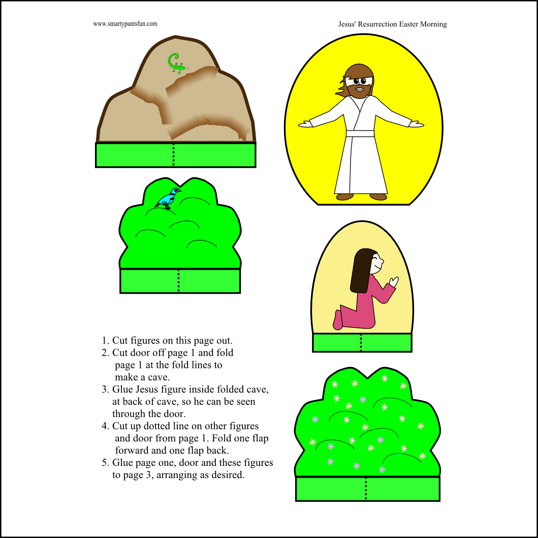 Palm Sunday Crafts For Preschoolers