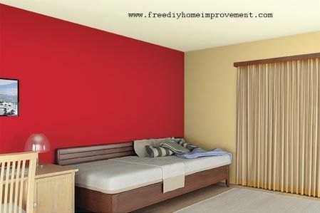 room interior paint color scheme