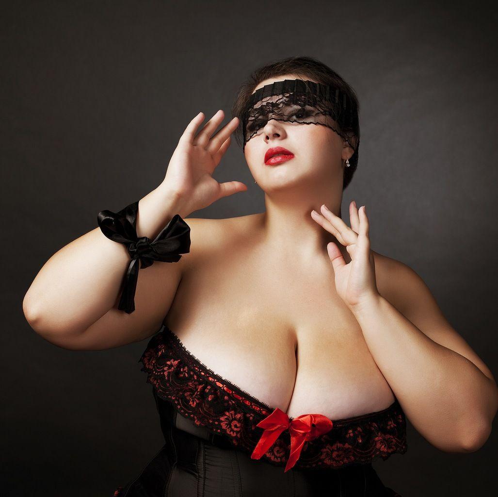 Красота толстушек в эротике это