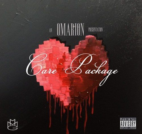 Omarion Care Package Cover Artwork Care Package Trae Tha