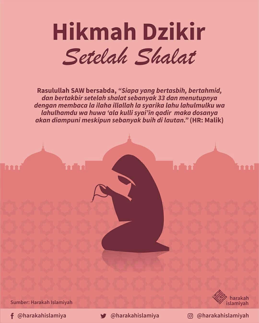 Usahakan Berdzikir Sebelum Shalat Doa Dzikir Sholat