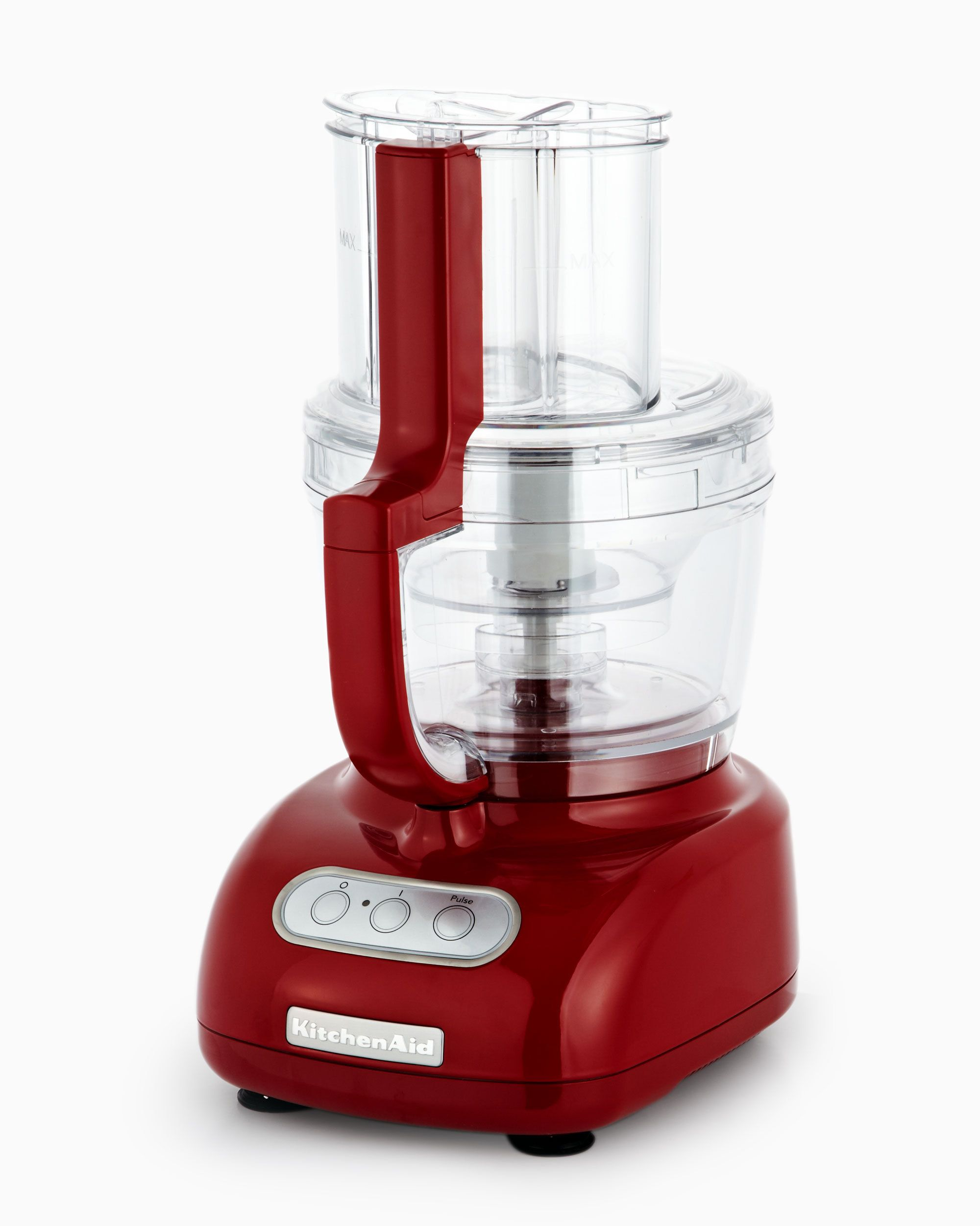 Kitchenaid artisan food processor empire red with images