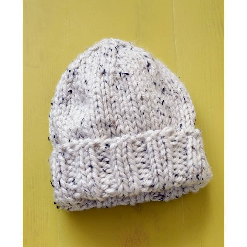 Salt And Pepper Hat Pattern (Knit) (With images ...