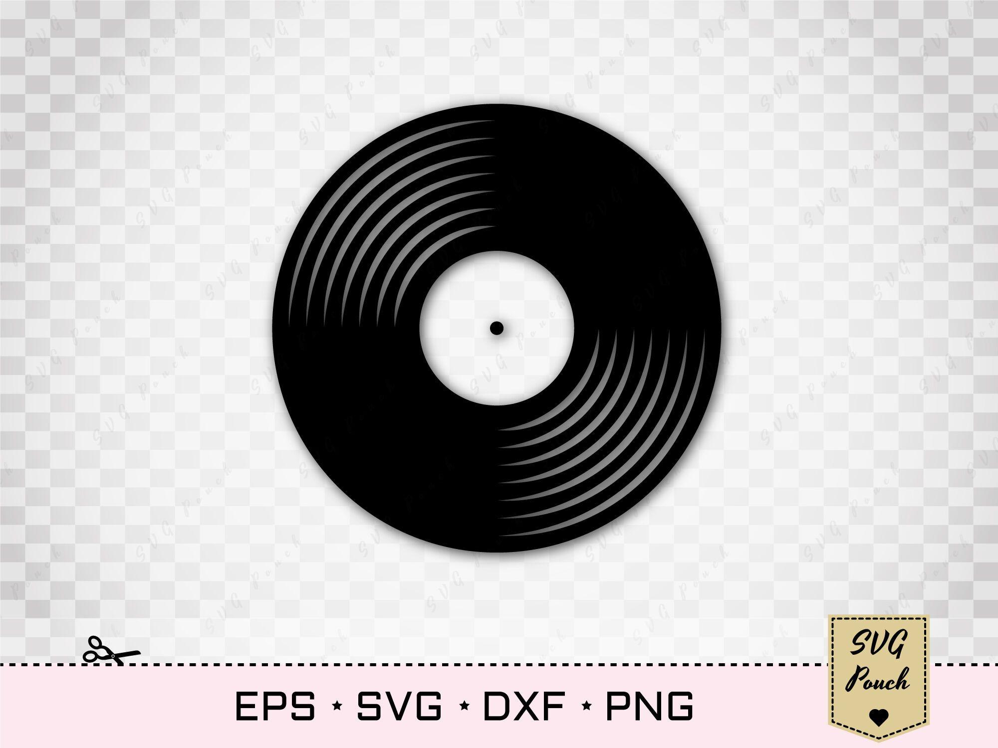 34++ Vinyl record clipart svg info