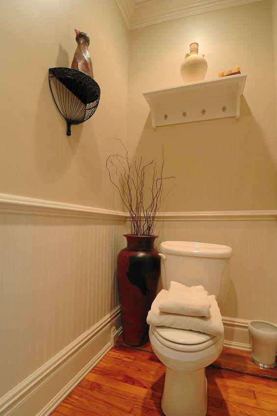 Wishihadthat Com Chair Rail Accent Ceiling New Bathroom Ideas
