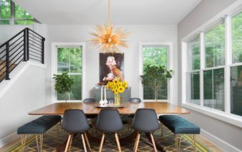 Here's Your Definitive Guide To 2017 Dining Room Trends  My Brilliant Trends In Dining Rooms Design Inspiration