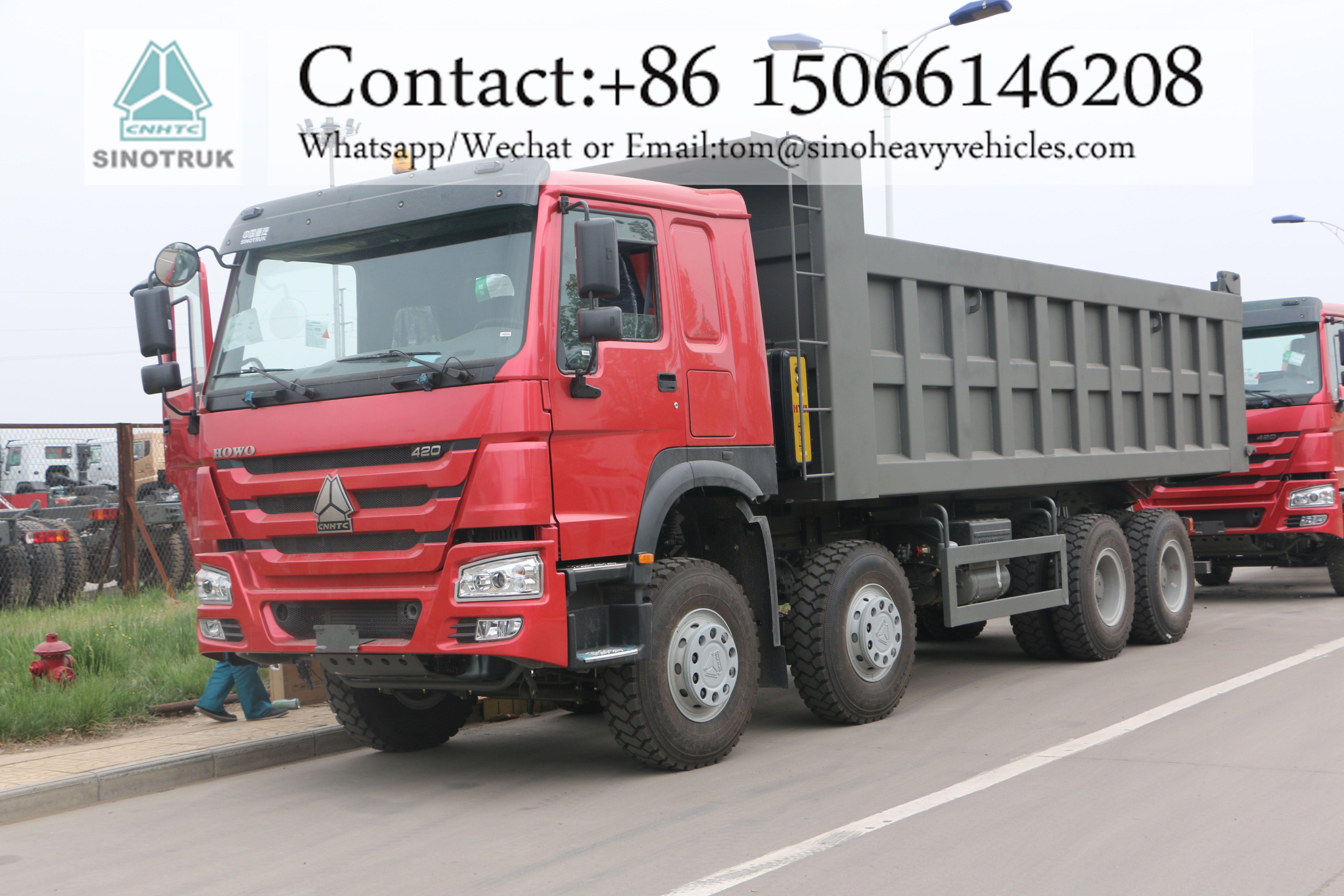 Howo 40 Cubic Meter Dump Truck 6x4 - Buy Dump Truck,Howo