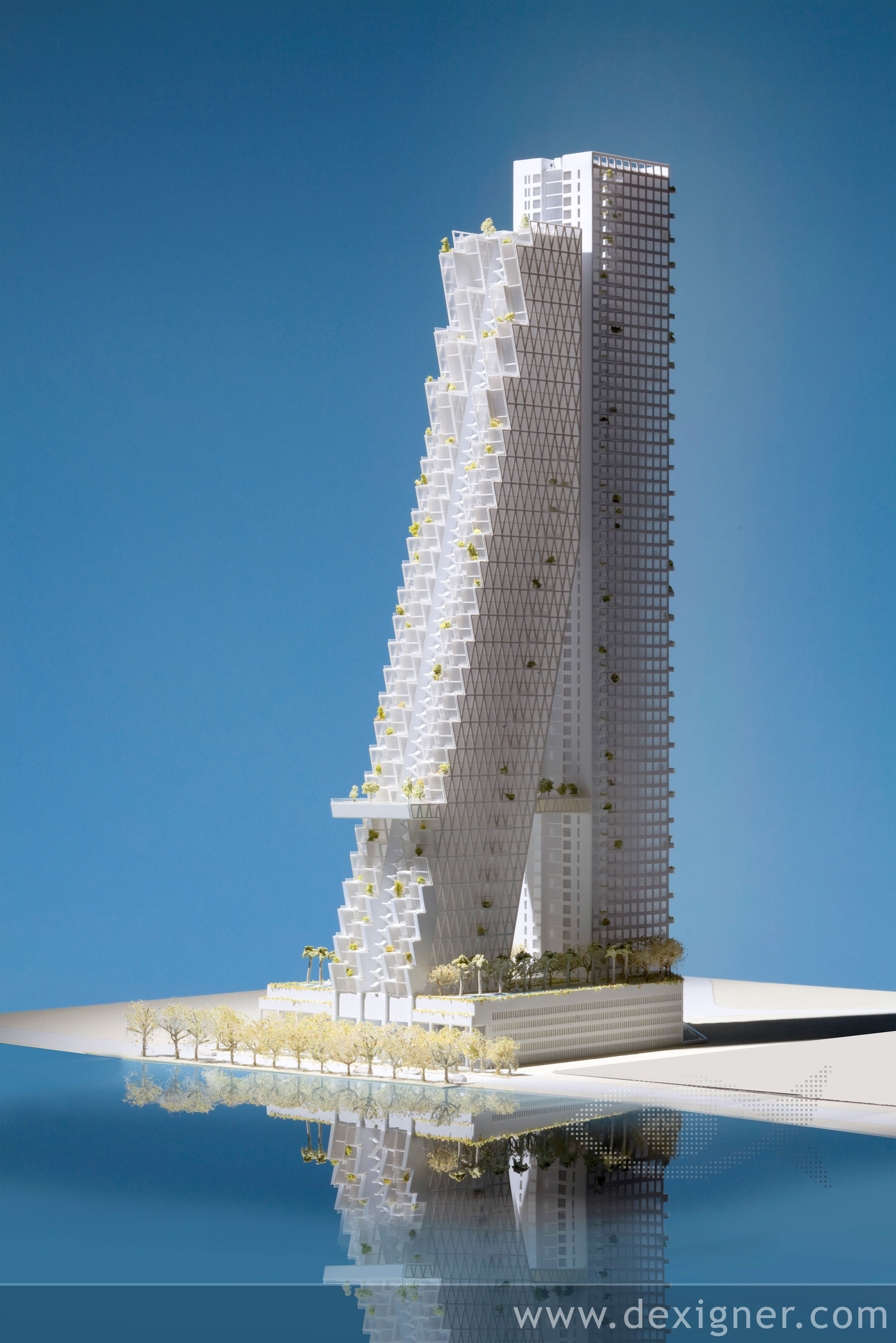 architect moshe safdie selected to design tallest residential