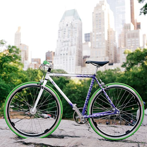 Stay at #YOTEL New York this summer & take our MSC Customs bikes out for a ride in Central Park! Pickup location is the beautiful Tavern On The Green!